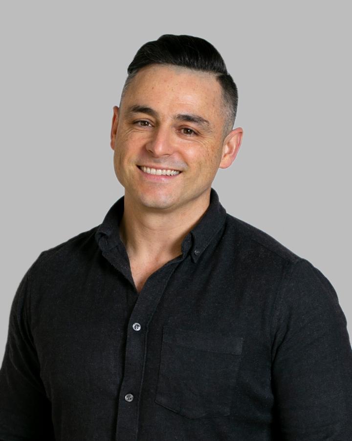 David King professional headshot
